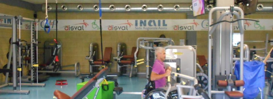 Fitness senza barriere nella prima palestra inclusiva
